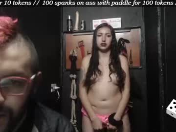 [01-10-20] domselindistress666 private webcam from Chaturbate.com