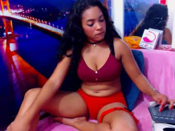 [02-10-18] ebony_sweet18 record cam show from Chaturbate