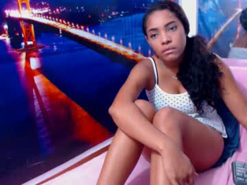 [05-10-18] ebony_sweet18 private show from Chaturbate