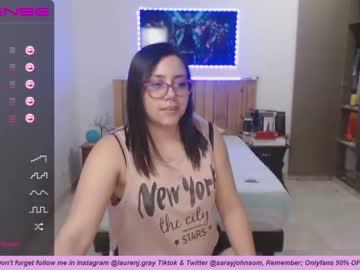 [05-10-21] sarayjonhsom private sex video from Chaturbate