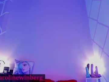 [13-10-21] carolinewinberg webcam video from Chaturbate.com