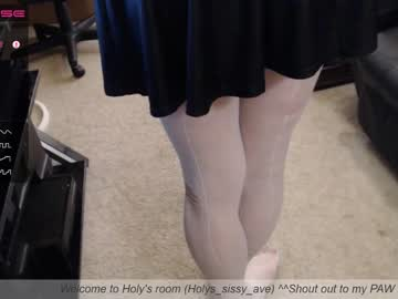 [04-07-20] holys_sissy_ave chaturbate public record