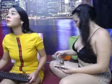 [27-04-20] cati23 record show with cum