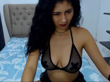 [21-09-18] skarlet_frizzle record show with cum